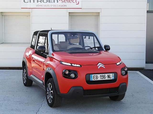 citroen e mehari electrique occasion poitiers 8 990. Black Bedroom Furniture Sets. Home Design Ideas