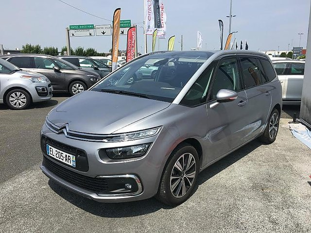 achat citroen grand c4 picasso de d monstration bluehdi 120ch business s s eat6 29 990. Black Bedroom Furniture Sets. Home Design Ideas