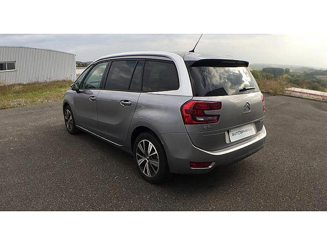 citroen grand c4 picasso puretech 130ch feel s s occasion niort 21 890. Black Bedroom Furniture Sets. Home Design Ideas