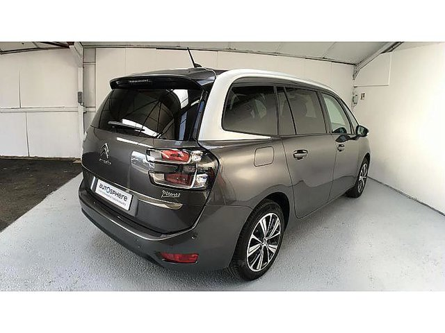 citroen grand c4 picasso bluehdi 120ch shine s s occasion annemasse 22 990. Black Bedroom Furniture Sets. Home Design Ideas