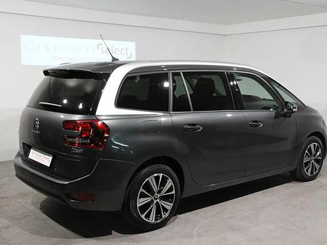 citroen grand c4 picasso bluehdi 120ch feel s s occasion. Black Bedroom Furniture Sets. Home Design Ideas