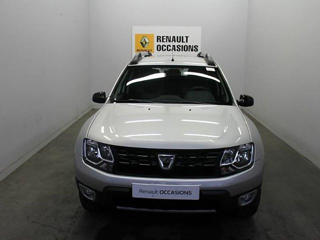 dacia duster 1 5 dci 110ch black touch 2017 4x2 occasion. Black Bedroom Furniture Sets. Home Design Ideas