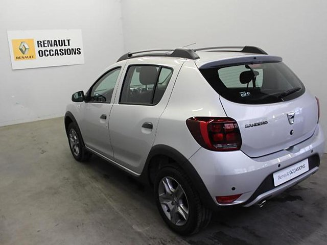 dacia sandero 1 5 dci 90ch stepway occasion meaux 12 980. Black Bedroom Furniture Sets. Home Design Ideas