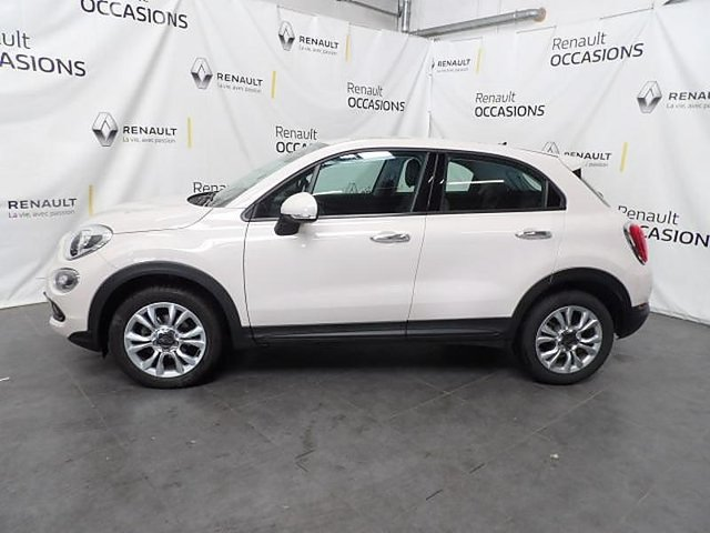 fiat 500x 1 6 multijet 16v 120ch popstar occasion chambery 13 490. Black Bedroom Furniture Sets. Home Design Ideas