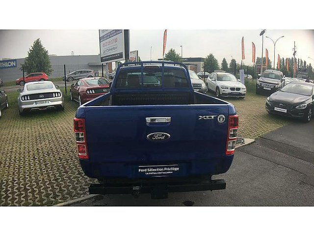 ford ranger 2 2 tdci 150ch super cab xlt sport 4x4 occasion cambrai 23 990. Black Bedroom Furniture Sets. Home Design Ideas