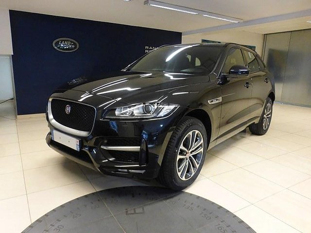 achat jaguar f pace de d monstration 2 0d 180ch r sport 4x4 bva8 53 990 paris. Black Bedroom Furniture Sets. Home Design Ideas