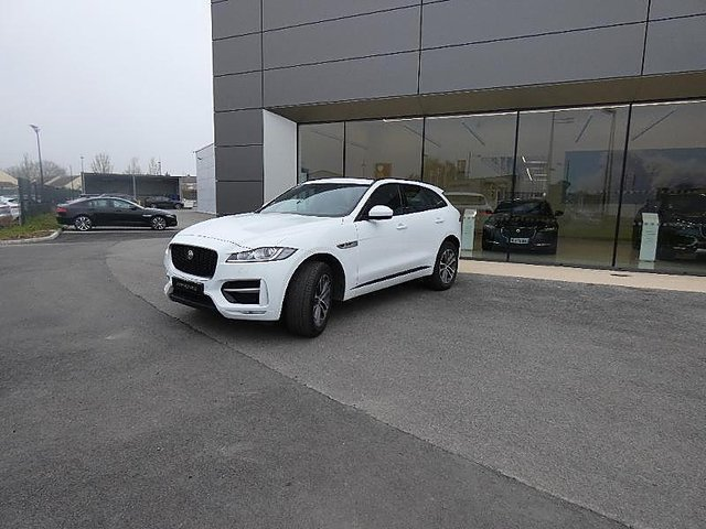 jaguar f pace 2 0d 180ch r sport 4x4 bva8 occasion li vin 43 900. Black Bedroom Furniture Sets. Home Design Ideas