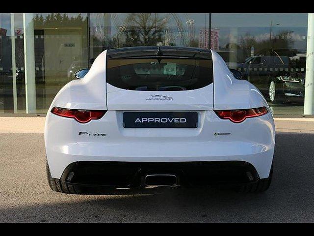 Achat jaguar f type coupe de d monstration 2 0t 300ch r dynamic bva8 67 990 paris - Jaguar f type coupe occasion ...
