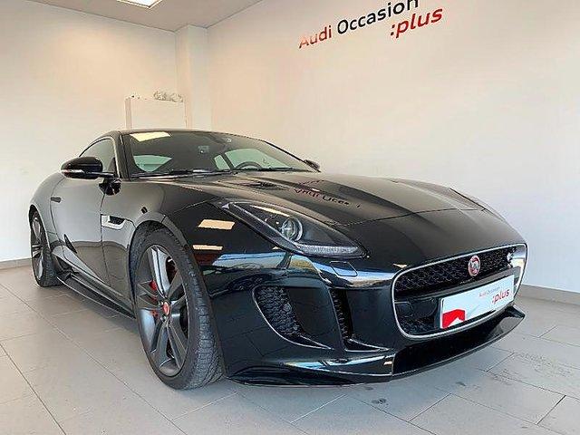 occasion jaguar f type coupe villeneuve d 39 ascq 59 5931 km en vente. Black Bedroom Furniture Sets. Home Design Ideas
