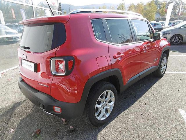 jeep renegade 2 0 multijet s s 140ch limited 4x4 occasion oyonnax 17 990. Black Bedroom Furniture Sets. Home Design Ideas