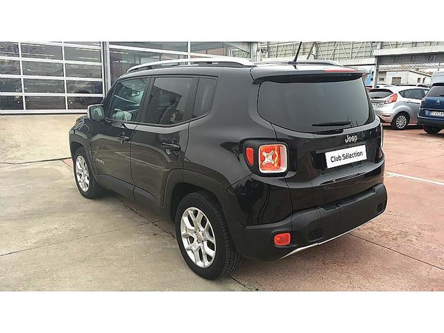 jeep renegade 1 6 multijet s s 120ch limited occasion vitry sur seine 17 590. Black Bedroom Furniture Sets. Home Design Ideas