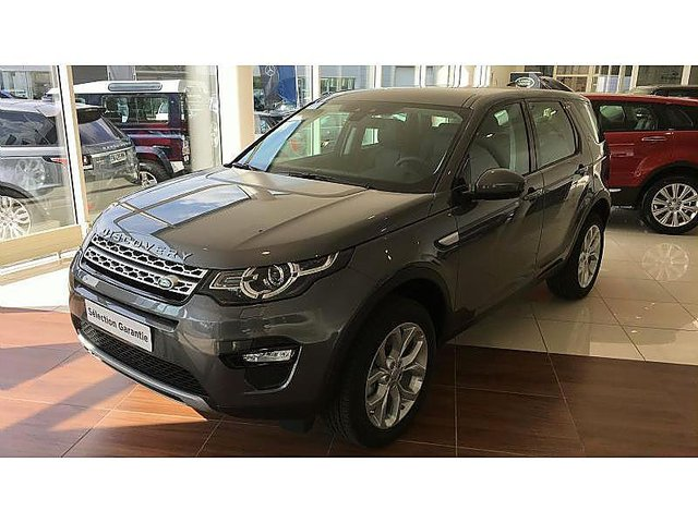 achat land rover discovery sport de d monstration 2 0 td4 180ch hse awd bva mark iii 49 990. Black Bedroom Furniture Sets. Home Design Ideas