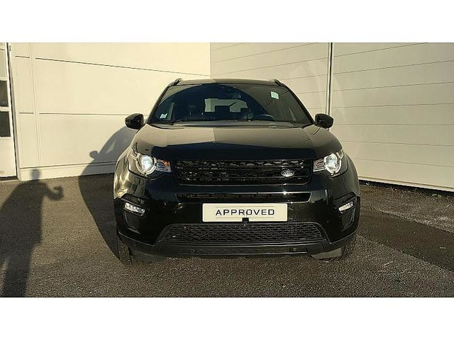 land rover discovery sport 2 0 td4 180ch awd hse bva mark i occasion paris 38 990. Black Bedroom Furniture Sets. Home Design Ideas