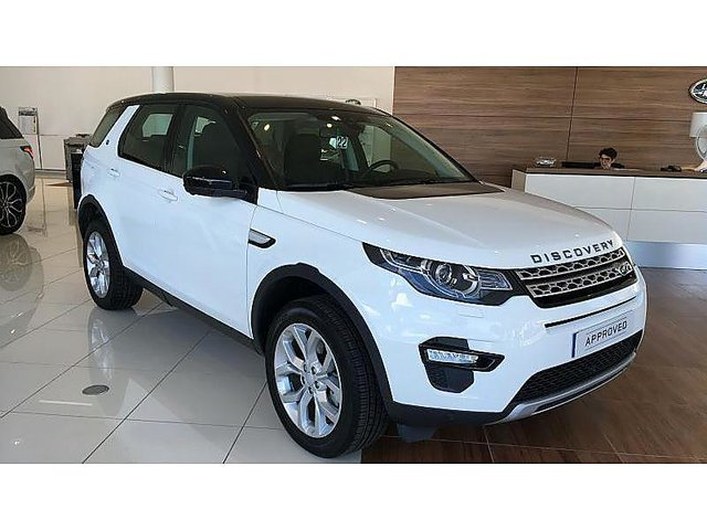land rover discovery sport 2 0 td4 180ch hse awd bva mark iii occasion paris 46 900. Black Bedroom Furniture Sets. Home Design Ideas
