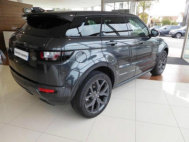 achat land rover evoque de d monstration 2 0 td4 240 hse dynamic bva mark v 62 990 paris. Black Bedroom Furniture Sets. Home Design Ideas