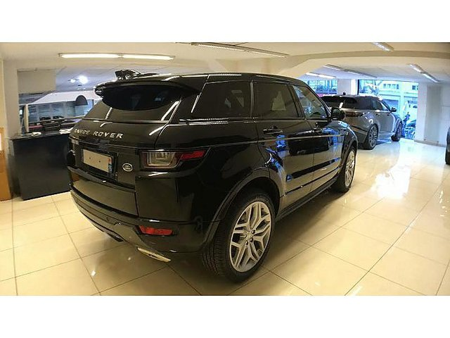 achat land rover evoque de d monstration 2 0 td4 180 hse dynamic bva mark v 57 990 paris. Black Bedroom Furniture Sets. Home Design Ideas