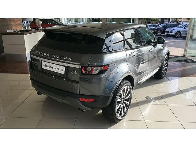 land rover evoque 2 2 sd4 prestige bva mark ii occasion paris 28 500. Black Bedroom Furniture Sets. Home Design Ideas