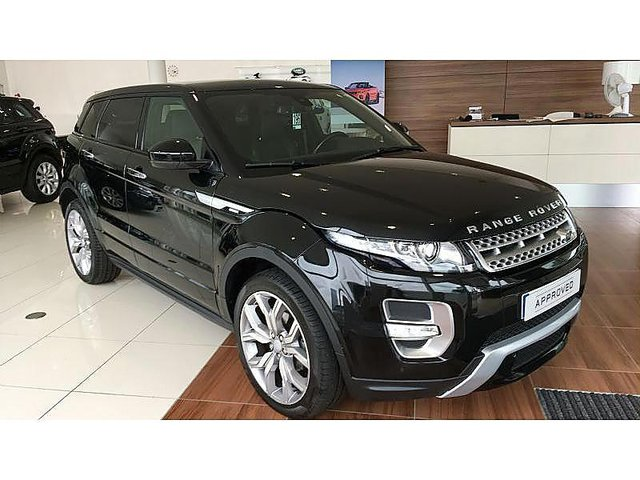 land rover evoque 2 2 sd4 autobiography bva mark ii occasion meaux 38 900. Black Bedroom Furniture Sets. Home Design Ideas