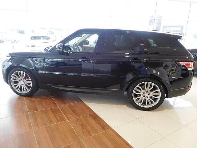 land rover range rover sport sdv8 4 4 hse dynamic occasion paris 66 900. Black Bedroom Furniture Sets. Home Design Ideas
