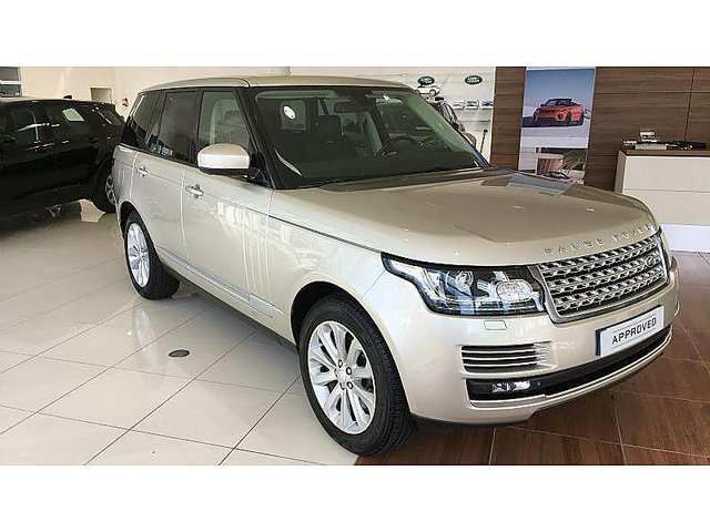 land rover range rover 4 4 sdv8 vogue swb mark ii occasion paris 49 900. Black Bedroom Furniture Sets. Home Design Ideas