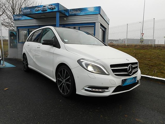 mercedes classe b 200 cdi fascination 7g-dct occasion niort - 23 490 €