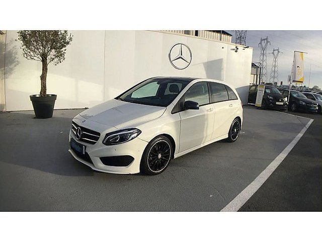 Mercedes Classe B D Occasion180 Cdi Fascination
