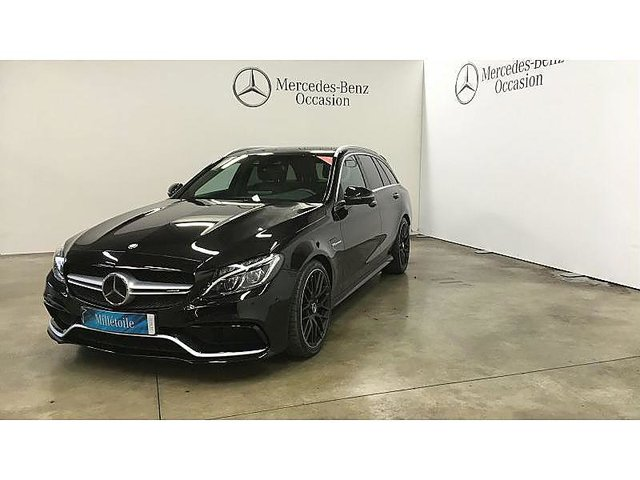 mercedes classe c break 63 amg speedshift mct amg occasion beauvais 54 990. Black Bedroom Furniture Sets. Home Design Ideas