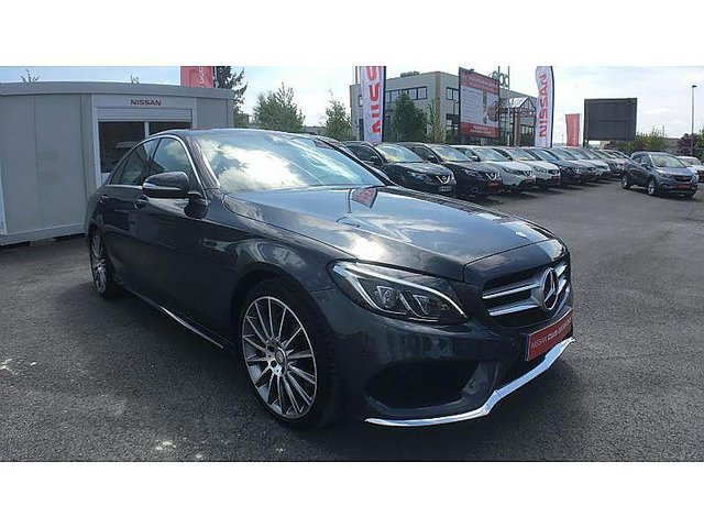 mercedes classe c 220 bluetec sportline 7g tronic plus occasion reims 28 900. Black Bedroom Furniture Sets. Home Design Ideas