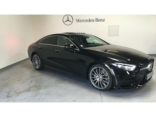 achat mercedes classe cls de d monstration 350 d 286ch launch edition 4matic 9g tronic 75. Black Bedroom Furniture Sets. Home Design Ideas