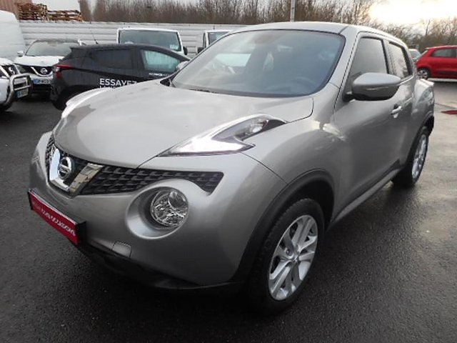 nissan juke 1 6l 117ch n connecta xtronic occasion reims 15 990. Black Bedroom Furniture Sets. Home Design Ideas