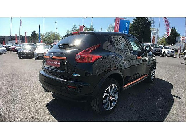 nissan juke 1 5 dci 110ch fap acenta occasion reims 11 990. Black Bedroom Furniture Sets. Home Design Ideas