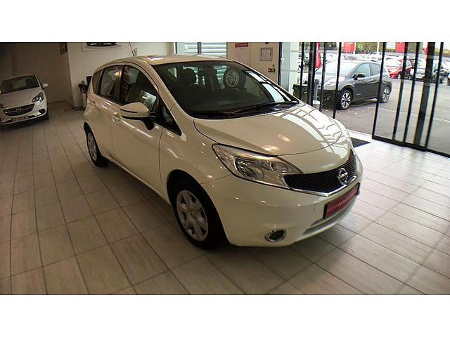 nissan note 1 5 dci 90ch acenta occasion lille 8 990. Black Bedroom Furniture Sets. Home Design Ideas