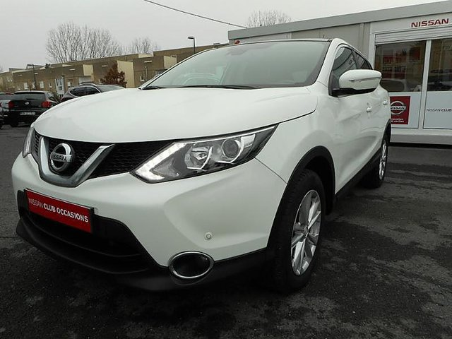 nissan qashqai 1 5 dci 110ch connect edition occasion reims 15 990. Black Bedroom Furniture Sets. Home Design Ideas