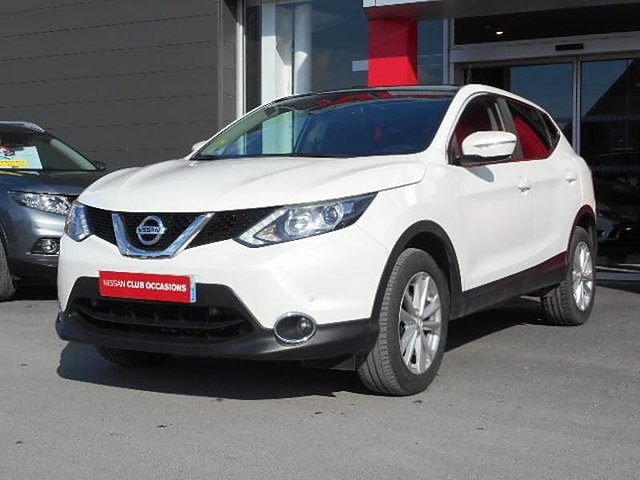 nissan qashqai 1 5 dci 110ch connect edition occasion reims 16 500. Black Bedroom Furniture Sets. Home Design Ideas