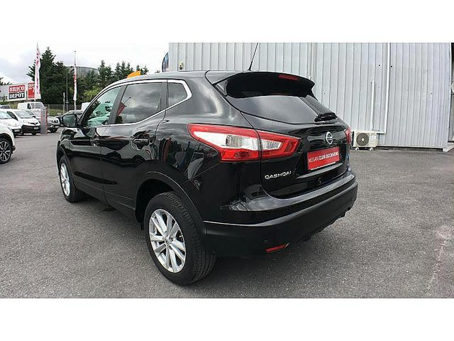 nissan qashqai 1 6 dci 130ch connect edition occasion chalons 16 500. Black Bedroom Furniture Sets. Home Design Ideas