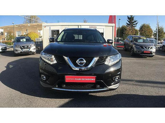 nissan x trail 1 6 dci 130ch n connecta euro6 occasion meaux 16 900. Black Bedroom Furniture Sets. Home Design Ideas