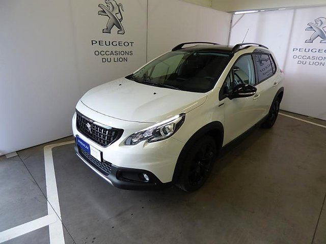 peugeot 2008 1 6 bluehdi 120ch gt line s s occasion saint marcellin 21 990. Black Bedroom Furniture Sets. Home Design Ideas