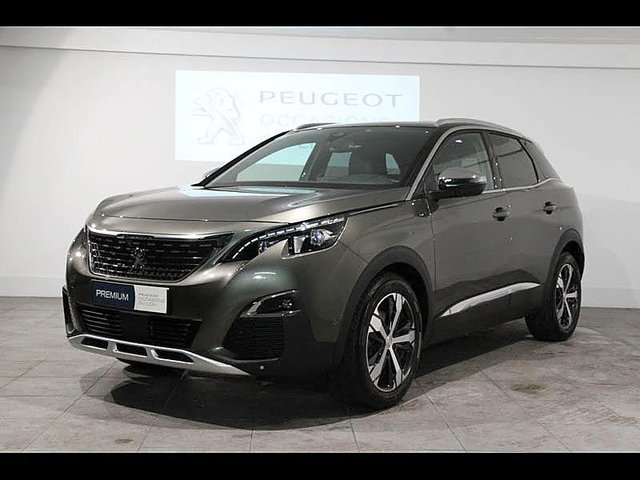 peugeot 3008 2 0 bluehdi 180ch gt s s eat6 occasion chateauroux 31 999. Black Bedroom Furniture Sets. Home Design Ideas