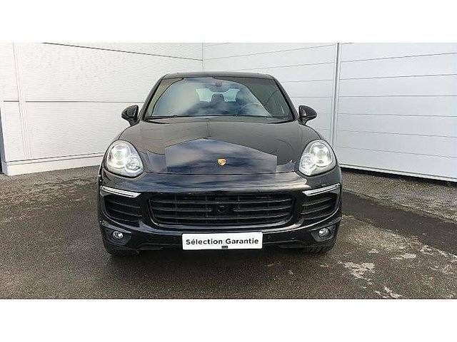 porsche cayenne 3 0 262ch diesel platinum edition occasion paris 49 990. Black Bedroom Furniture Sets. Home Design Ideas