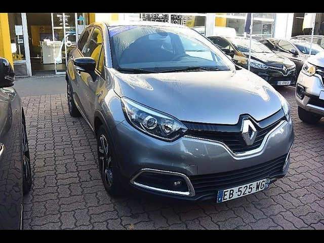 renault captur 1 5 dci 90ch stop start energy intens eco euro6 2016 occasion meaux 14 990. Black Bedroom Furniture Sets. Home Design Ideas