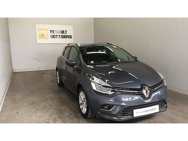 renault clio estate 1 2 tce 120ch energy intens edc occasion vitry sur seine 14 980. Black Bedroom Furniture Sets. Home Design Ideas