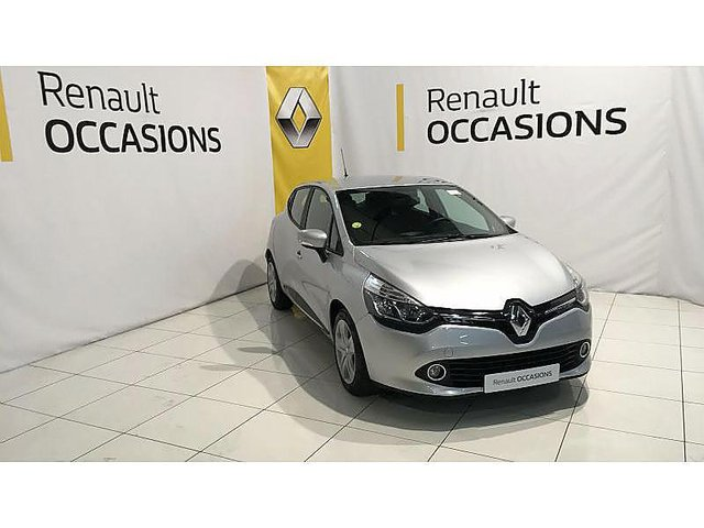 Renault clio 1 5 dci 75ch energy zen euro6 2015 occasion - Garage renault occasion chalons en champagne ...