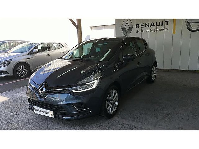 renault clio 1 2 tce 120ch energy intens 5p occasion englos 13 990. Black Bedroom Furniture Sets. Home Design Ideas