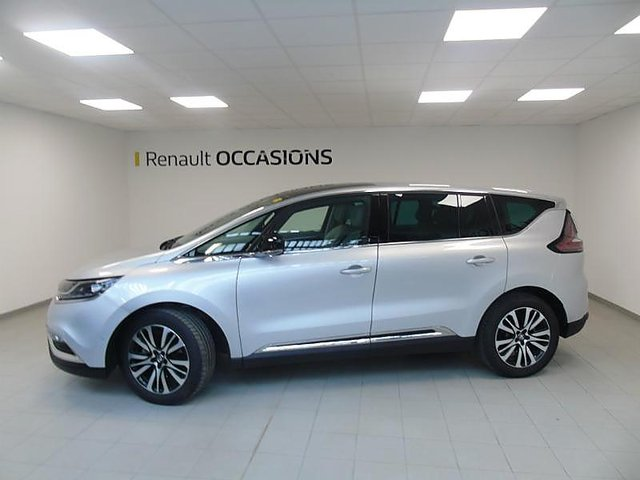 renault espace 1 6 dci 160ch energy initiale paris edc occasion epernay 29 990. Black Bedroom Furniture Sets. Home Design Ideas