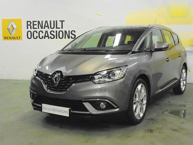 renault grand scenic 1 5 dci 110ch energy business edc 7 places occasion annemasse 20 990. Black Bedroom Furniture Sets. Home Design Ideas