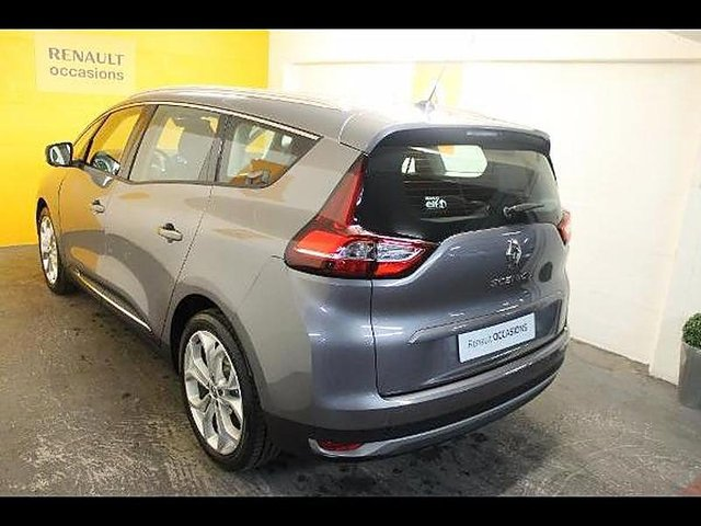 renault grand scenic 1 5 dci 110ch energy zen occasion meaux 22 600. Black Bedroom Furniture Sets. Home Design Ideas