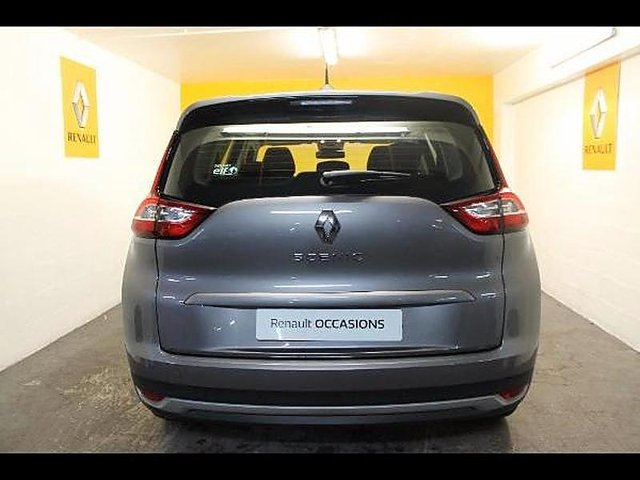 renault grand scenic 1 5 dci 110ch energy zen occasion villemomble 21 680. Black Bedroom Furniture Sets. Home Design Ideas