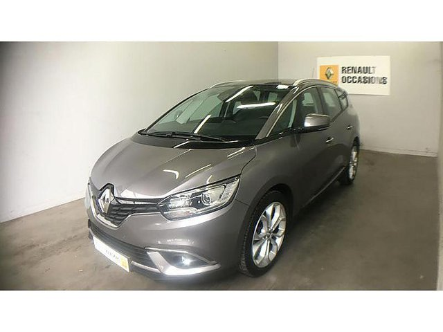 renault grand scenic 1 5 dci 110ch energy business 7 places occasion meaux 20 980. Black Bedroom Furniture Sets. Home Design Ideas
