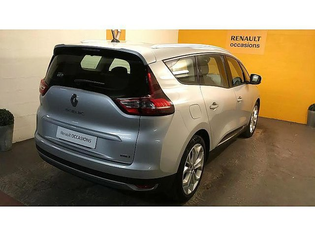 renault grand scenic 1 5 dci 110ch energy business 7 places occasion vitry sur seine 18 690. Black Bedroom Furniture Sets. Home Design Ideas