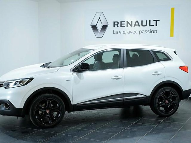 renault kadjar 1 2 tce 130ch energy black edition occasion marignane 25 990. Black Bedroom Furniture Sets. Home Design Ideas